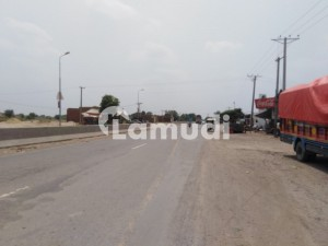 Commercial Plot Is Available For Sale On Painsra Dijkot Road