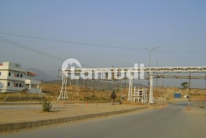 E 11 4 Residential Plot For Sale 2nd Corner Size 50x90  Rawalpindi Face Near Main Double Road