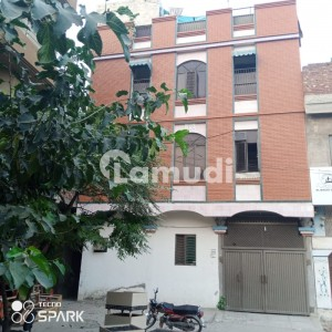 3 Marla 4th Storey Commercial Building For Sale