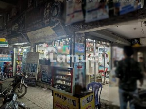 Double Shutter  Main Road Corner Shop For Sale