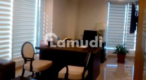 F7 Markaz 4413 Sq Ft Fully Furnished Office Available For Rent