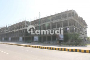 40X40 Commercial Plot For Sale In Business Square Gulberg Greens Islamabad