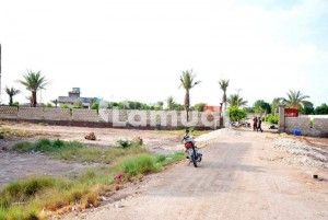 A Residential Plot For Sale A One Hassan Model Town