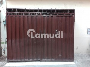 1125  Square Feet House For Sale In Allama Iqbal Town