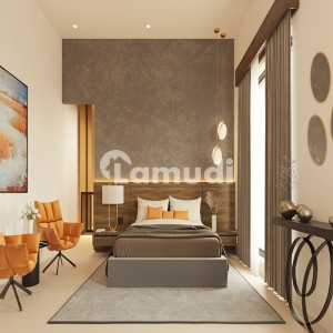 Near To Kalma Chowk 1 Bed Apartment For Sale On Just 30 Percent Down Payment