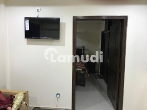 Fully Furnished Flat In Bahria Town Phase 6