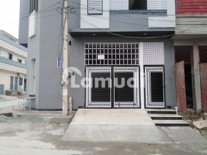 5 Marla House In Hayatabad For Sale