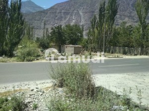 2 Kanal 5  Marla Plot Available For Sale On Kkh Sultanabad