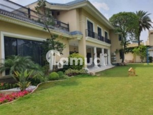 6 Kanal Highly Maintain Spanish Bungalow For Sale In Model Town Lahore