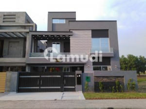 10 Marla Brand New House Sector C Bahria Town Lahore
