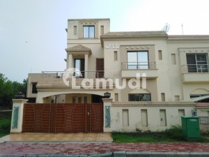 10 Marla Double Storey 5 Bed House Overseas B Block Bahria Town Lhr