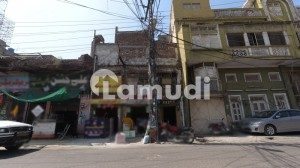 4.25-Marla 4 Storey House With Excellent Architecture Is Available For Sale In Banni Chowk Rawalpindi