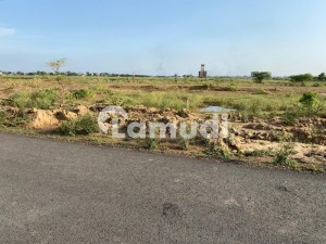 G Block 1 Kanal Good Location Plot For Sale In Phase 9 Prism DHA Lahore