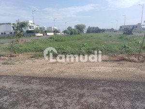 1 Kanal Main Road Plot Is Available For Sale In Dha Phase 7 Block Y