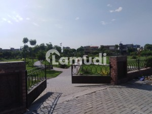 1 Kanal Facing Park Pair Plot For Sale In Dha Phase 5 Block A
