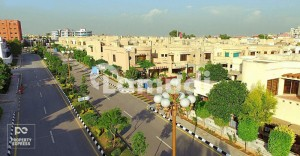 10 Marla Plot Is Available For Sale Prime Location In Bahria Orchard Phase 1