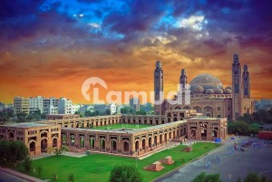 10 Marla Residential Plot For Sale In Shaheen Block Bahria Town Lahore