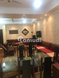 A Beautiful Neat And Clean Fully Furnished 2 Bed Apartment Available For Rent