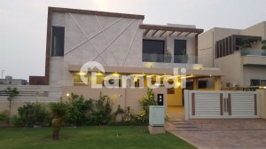 One Kanal Super Luxury House For Rent Available In DHA Phase 6 A Block