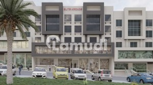 Ground Floor Shop Available For Sale Bahria Enclave Islamabad