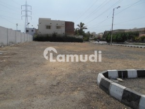 600 Sq Yd Plot Is Available For Sale In Dha Phase 6 Creek Lane 1 Near Bokhari Park