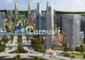 7 Marla Overseas Prime Located At The Highest Point Plot Is Available On Installments