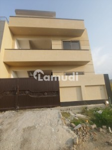 Double Storey Brand New House For Sale In Kohsar Extension