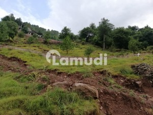 Plot For Sale At Murree With All Basic Necessities With Scenic Views