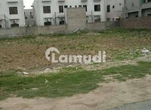 Residential Plot Of 4500  Square Feet In Johar Town For Sale