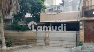 Single Storey House In Good Condition 3 Bed D/D North Karachi 11A
