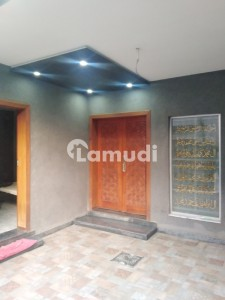 Allama Iqbal Town Brand New House For Sale 5 Bedroom With Attached Washroom Tv Launch Drawing Room Kitchen Car Parking