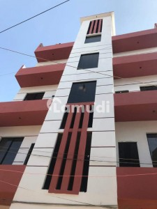 Brand New Ground Floor Portion For Sale In North Nazimabad