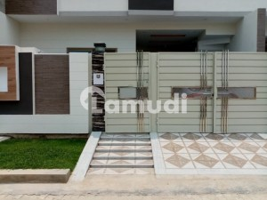Double Storey Beautiful House For Sale At Shahid Villas Okara