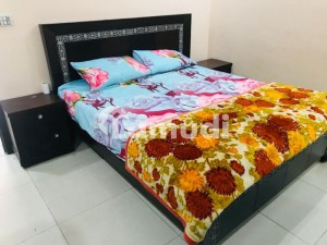 Luxury Furnished 5 Marla Upper Portion Is Available For Rent On Daily Weekly Monthly Bases