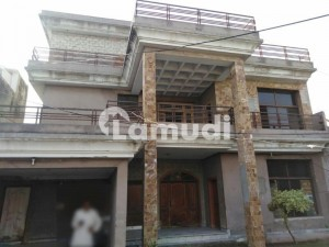 In Garden Town 4500  Square Feet House For Sale