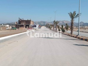 Plot File Available For Sale In Faisal Hills Series  4500
