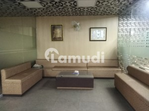 3700 Sqft Shop On Top Location Of Mm Alam Road Gulberg