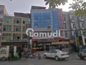 8 Marla Plaza For Sale In Main Commercial Market Rawalpindi