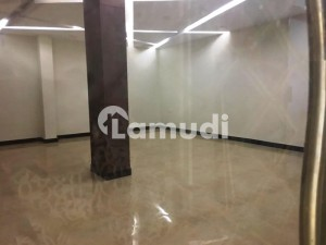 F7 Markaz 324 Sq Ft Ground Floor Shop Available For Rent