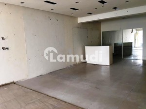 F7 Markaz 663 Sq Ft Ground Shop Available For Rent