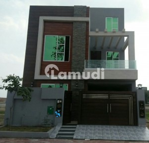 5 Marla Brand New House For Rent In Jinnah Block Sector E Bahria Town