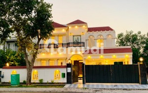 1 Kanal House For Rent Good Condition In Sector C Bahria Town Lahore