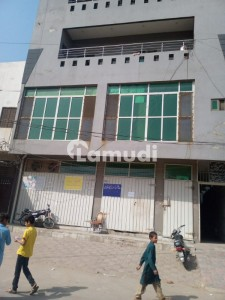 Flat Is Available For Rent At Johar Town Phase 1 Block  B3  At Prime Location
