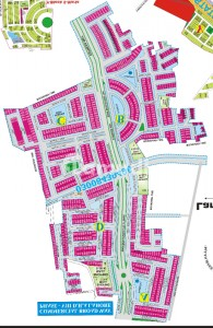 Broad Way 8 Marla Commercial Plot For Sale In DHA Phase 8 Block C