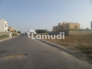Gorgeous Land 2000 Yard Residential Plot Is Up For Sell On 37th Street Zone D Phase 8