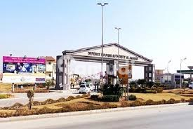 Corner Plot for Sale in Sector G Street  1A DHA Phase 2 Islamabad