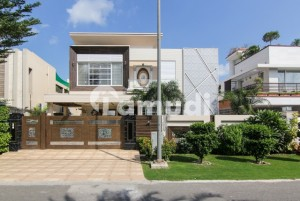 1 Kanal Brand New Bungalow For Sale Luxury House