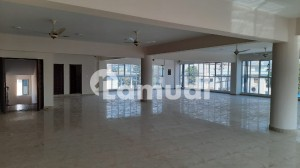3200 SQ FT Brand New Building with Lower Ground floors and Parking is available for Rent