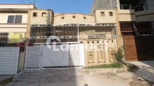 Single Storey House Sized 4 Marla in Ghauri Town Phase 4a Islamabad