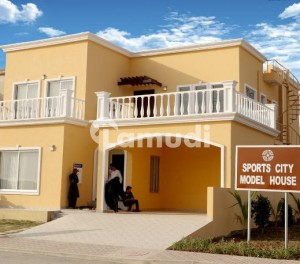Near Stadium Sports City Villa Available For Sale In Precinct 35